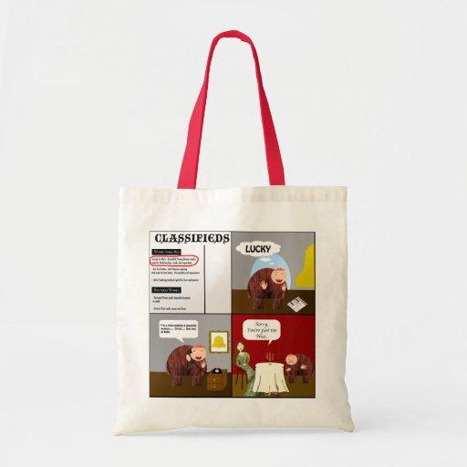 Quasimodo Comic Bag