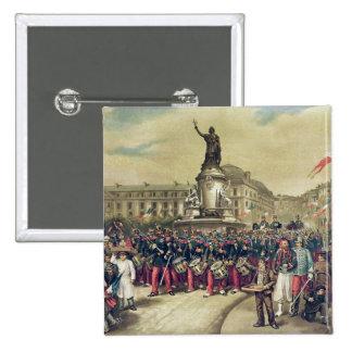 Quatorze Juillet, 1881 Pins