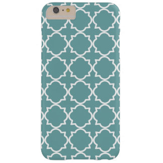 Quatrefoil Artwork by Leslie Harlow Barely There iPhone 6 Plus Case