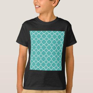Quatrefoil Pattern T-Shirt