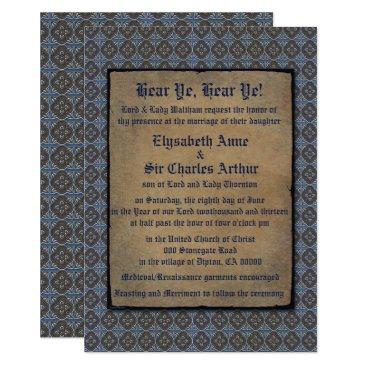 Linda_MN Quatrefoils Gold on Blue Card