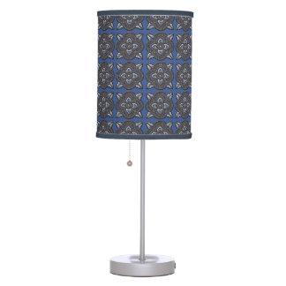 Gold Quatrefoil Table Amp Pendant Lamps