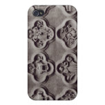 Quatrefoils with the Signs of the Zodiac iPhone 4/4S Cases