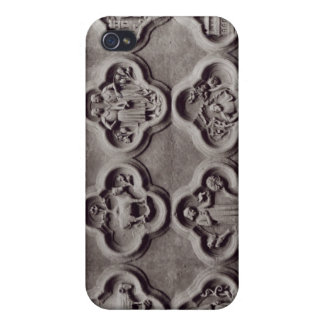 Quatrefoils with the Signs of the Zodiac Cover For iPhone 4