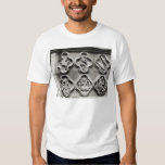 Quatrefoils with the Signs of the Zodiac T-shirt