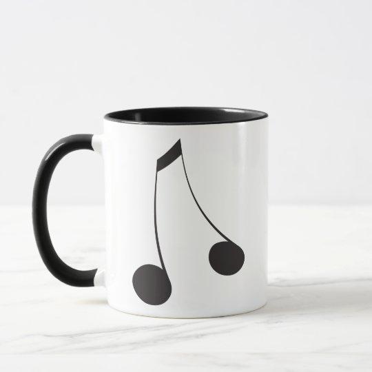 Quaver Mug