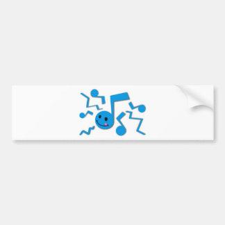 Quaver(S) Bumper Sticker