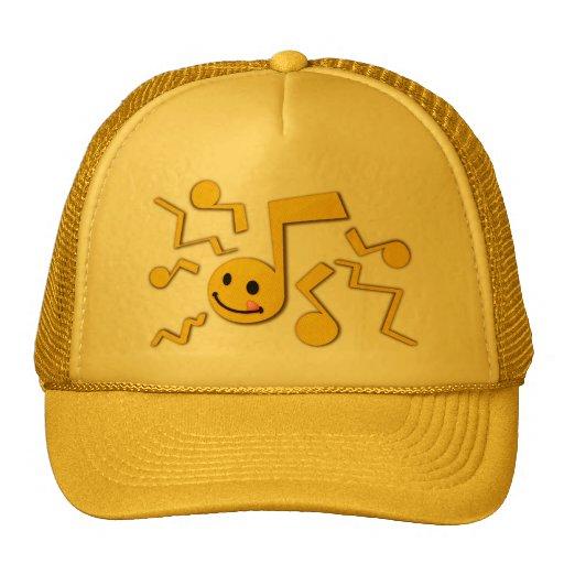 Quaver(S) Mesh Hats