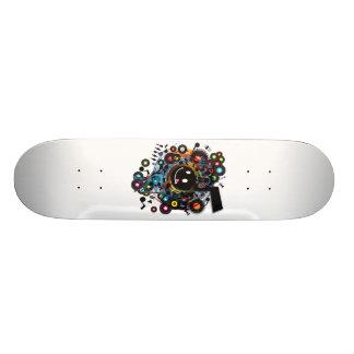 Quaver(S) Skateboard Deck
