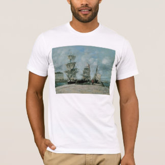 Quay at Honfleur T-Shirt
