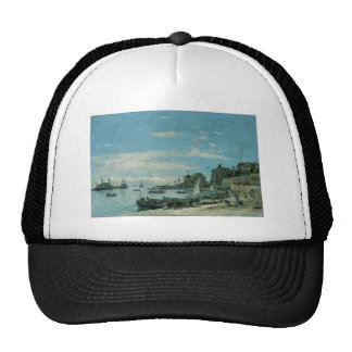 Quay at Villefranche, 1892 Trucker Hat