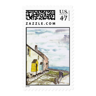 'Quay Cottages' Postage