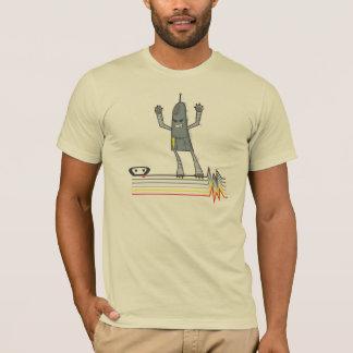Qubee Evil Robot shirt