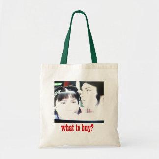 ¿qué a comprar? bolsa tela barata