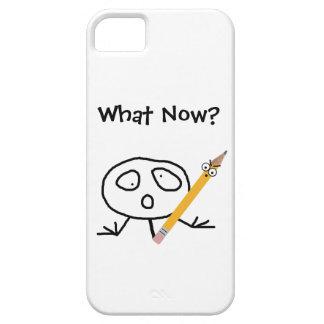 Qué ahora caso del iPhone 5 Funda Para iPhone SE/5/5s