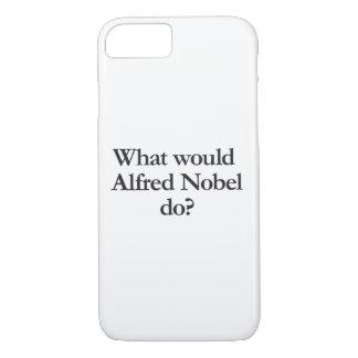 qué alfred Nobel haría Funda iPhone 7