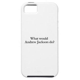 qué Andrew Jackson haría Funda Para iPhone 5 Tough