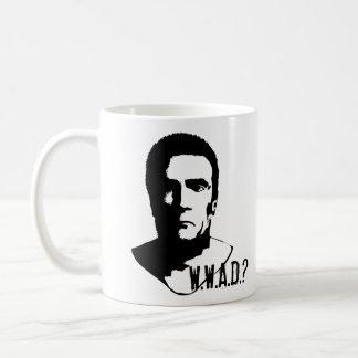 ¿Qué Arnold haría? Taza De Café