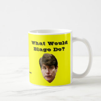 ¿Qué Blago haría? Tazas De Café