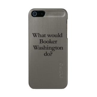 qué booker Washington haría Carcasa De Iphone 5 Incipio Feather Shine
