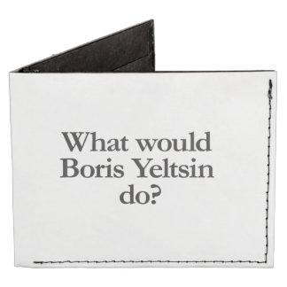 qué Boris Yeltsin haría Billeteras Tyvek®