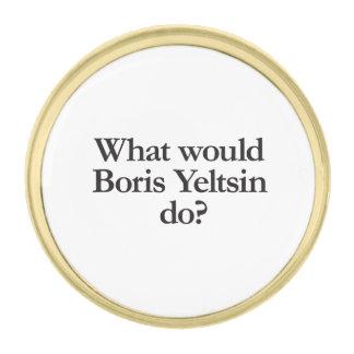 qué Boris Yeltsin haría Pins Dorados