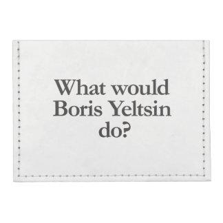 qué Boris Yeltsin haría Tarjeteros Tyvek®