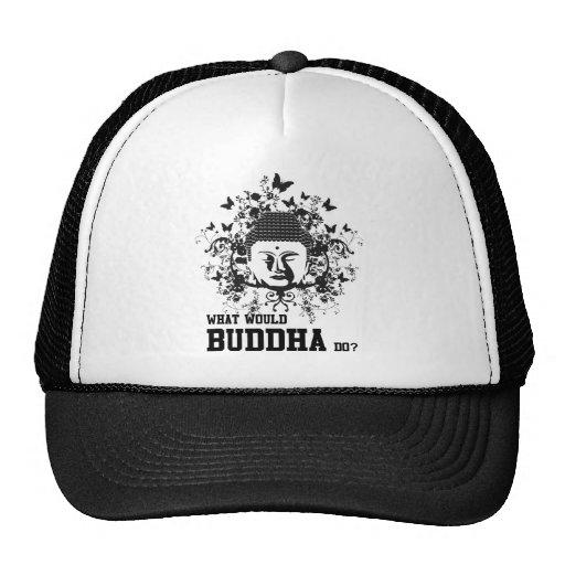 Qué Buda haría Gorros Bordados