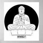 ¿Qué Buda haría? Impresiones