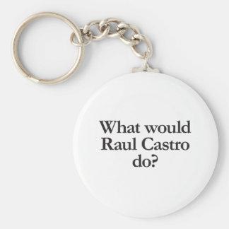 qué castro de Raúl haría Llavero Personalizado