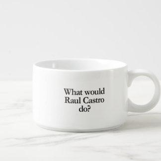 qué castro de Raúl haría Tazón