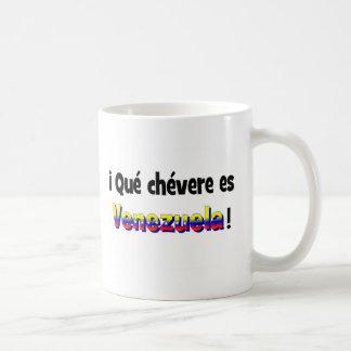Que Chevere es Venezuela Mug