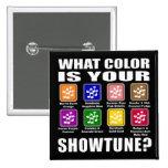Qué color/botón de Showtune Pins