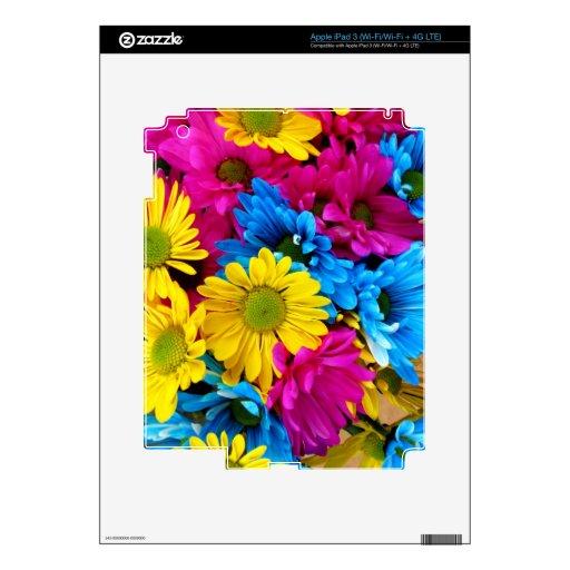 ¿Qué color es SU margarita? iPad 3 Skin