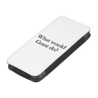 qué concedería haga bolsillo para iPhone