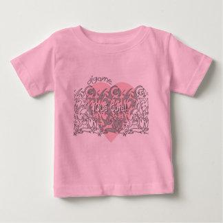 Que Cute! Baby T-Shirt