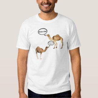 ¿Qué día es él? Camiseta totalmente divertida para Remeras
