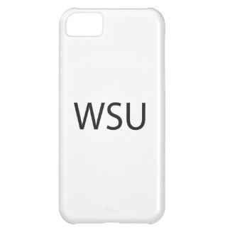 ¿Qué dígale? .ai Funda Para iPhone 5C