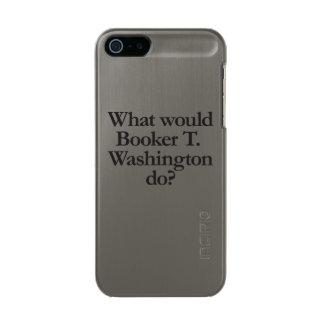 qué el booker t Washington haría Carcasa De Iphone 5 Incipio Feather Shine