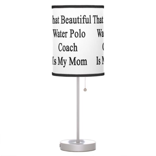 Que el coche hermoso del water polo es mi mamá