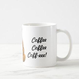 ¿Qué el Fox bebe? Taza de café