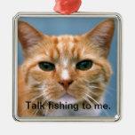 ¡Qué el gato piensa! Adornos