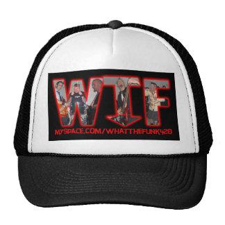 Qué el gorra del miedo