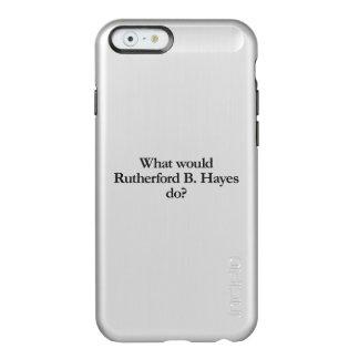 qué el rutherford b hayes haría funda para iPhone 6 plus incipio feather shine