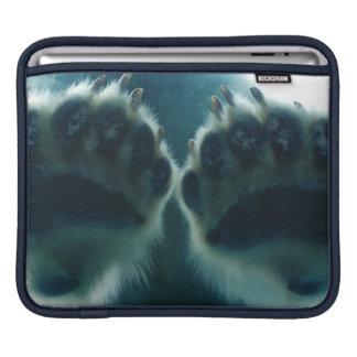 Qué él vio debajo del hielo fundas para iPads