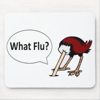 ¿Qué gripe? Alfombrilla De Ratones