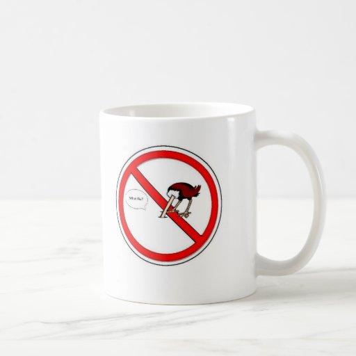 ¿Qué gripe? Tazas De Café