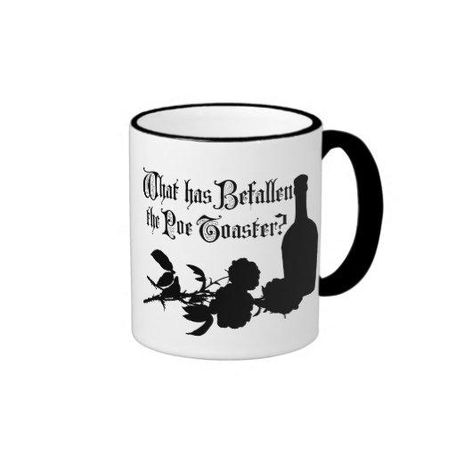 Qué ha acontecido la tostadora del Poe Tazas De Café