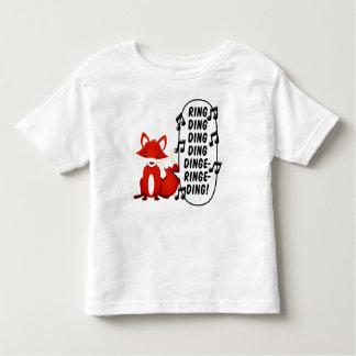 ¿Qué hace el zorro dice? Tee Shirts