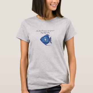 Qué hace un pez Spanish Shirt
